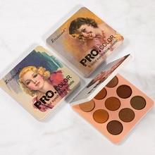 Matte Eyeshadow Palette Nude Minerals Professional Eye Shadow Powder Pigment Cosmetic Waterproof Matte Makeup Eyeshadow Pallete