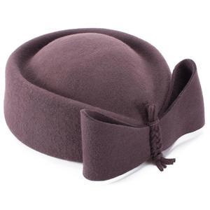 Image 5 - Teardrop Women Hats Vintage Look Pillbox Fascinator Hat Top Fancy Wool Felt Hat Cocktail Racing Party Wedding Church A253
