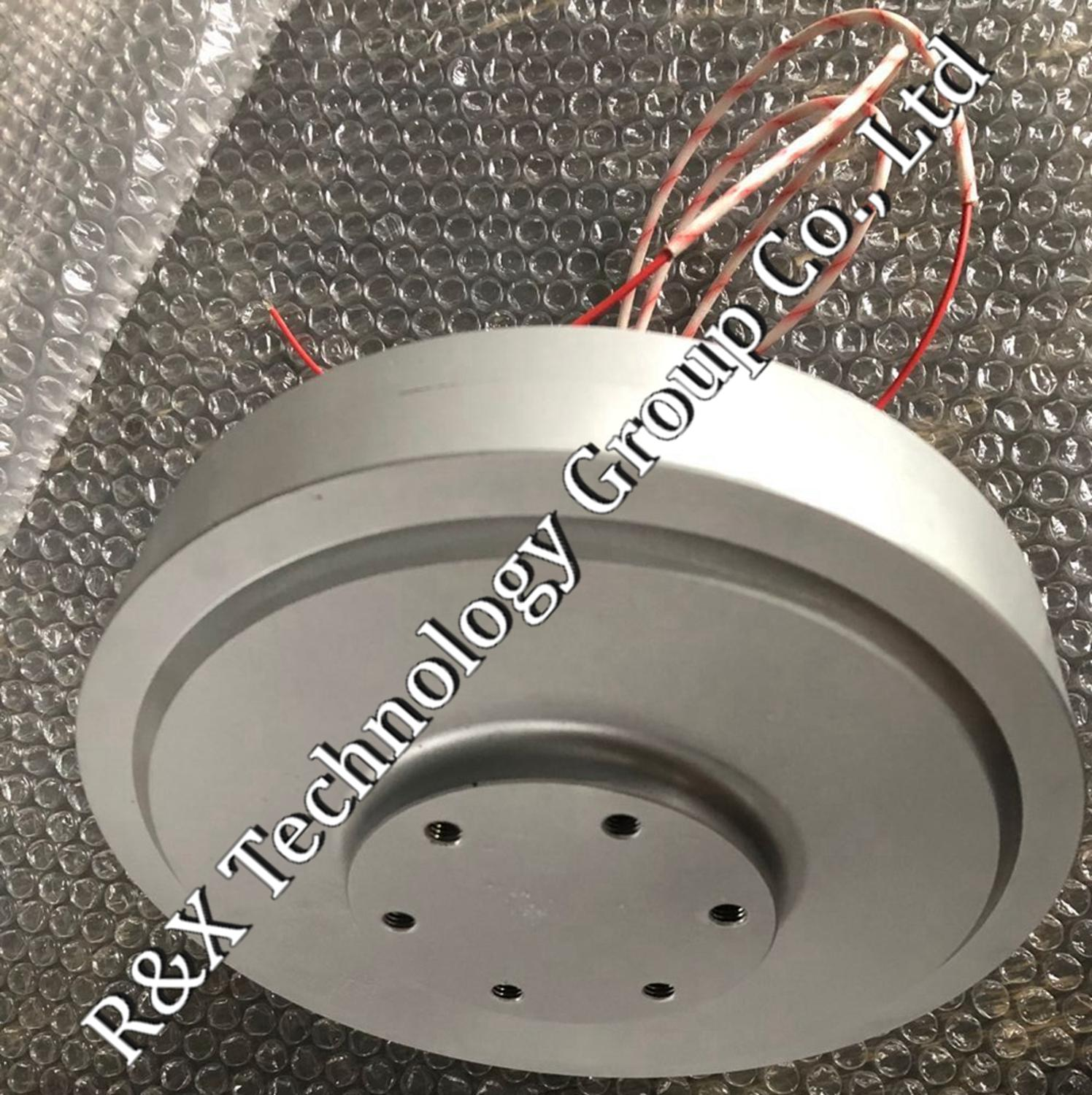 CE 200W 300RPM 24V AC Disc PMG Outer Rotor Three Phases Coreless Permanent Magnet Generator Alternator