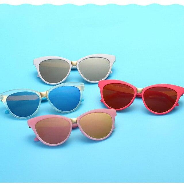 Фото очки солнцезащитные унисекс полуметаллические для мальчиков