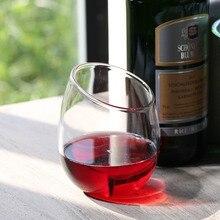 Косой рот без ног стеклянный шар стакан для виски креативный холодный Mojito коктейльное стекло емкость для смузи стекло