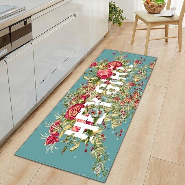 Modern Styled Kitchen Rug 6