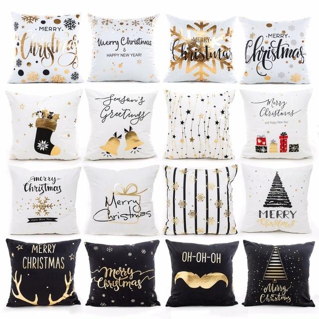 Pillowcase Christmas Decor 3
