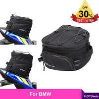 Bolsa para SILLÍN de motocicleta, alforja, bolsa trasera, soporte, rejilla superior, para BMW R1200GS LC ADV F850GS R nine T K 1600 GT