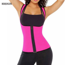 Hot Sale Women Slim Sportswear Vest Underbust Plus Size S-XXL Neoprene Body Shapers Sexy Slimming Waist Black Rose Blue Purple