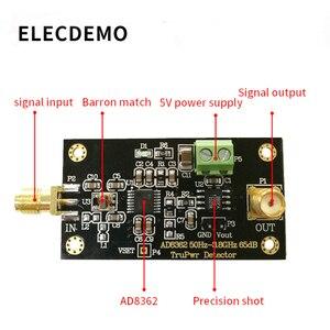 Image 3 - AD8362 מודול 3.8GHZ RF רדיו תדר גלאי איתור כוח RMS גלאי ליניארי dB פלט פונקצית הדגמת לוח