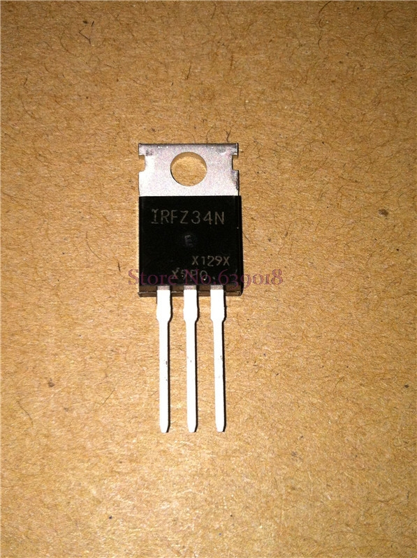 10pcs/lot IRFZ34NPBF IRFZ34N IRFZ34 55v 29A TO-220 In Stock