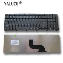 Новая клавиатура YALUZU для ноутбука Acer Aspire 7540 7540G 5749 5749Z 5739 5739G 5340 5360 5236 5242 8942 8942G 7740G