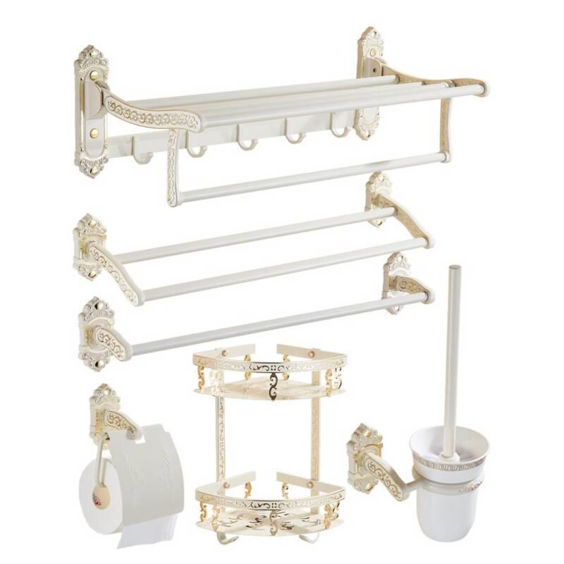 Badkamer Accessoires Rack Meuble Corner Storage Holder Shelves Estanteria Banheiro Shower Salle De Bain Wall Bathroom Shelf