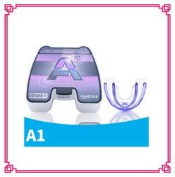 Myobrace A1 Uso Adulto Denti Ortodontico Trainer/A1 Myobrace Dente Trainer