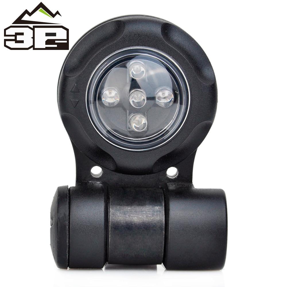 VIP IR Light Seals Version Helmet Safety Signal Light  IR Strobe Light 2x Infrared 3x Greenlight Helmet Flashlight Mount