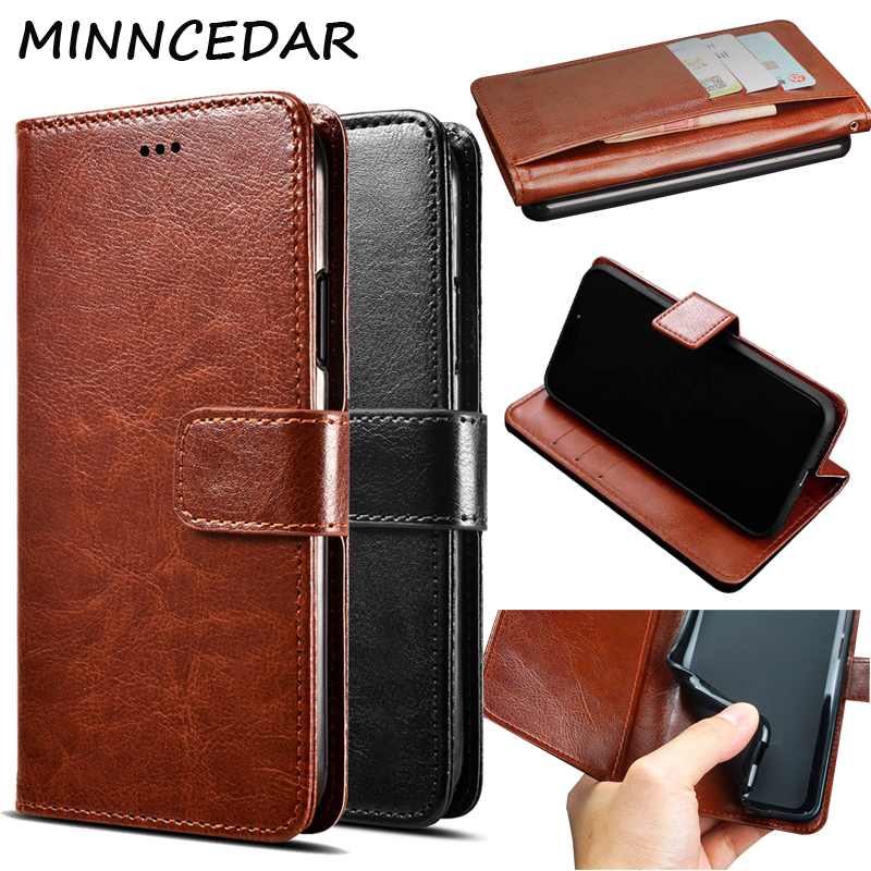 Wallet Case For General Mobile GM 9 Pro GO 5 PLUS 6 GM5 GM6 GM9 Flip Leather Protective Mobile Phone Bag Cases Cover image