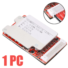 Newest 13S 48V/54.6V 15-45A 18650 Li-ion Li-Polymer Battery Pack Protection BMS PCB Lithium Batteries Power Board