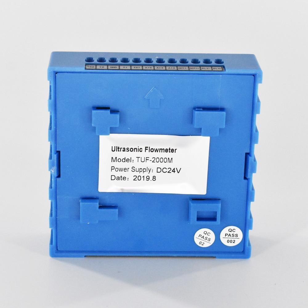 Ultrahangos folyadék áramlásmérő TUF-2000M DN50-700mm modulos - Mérőműszerek - Fénykép 4