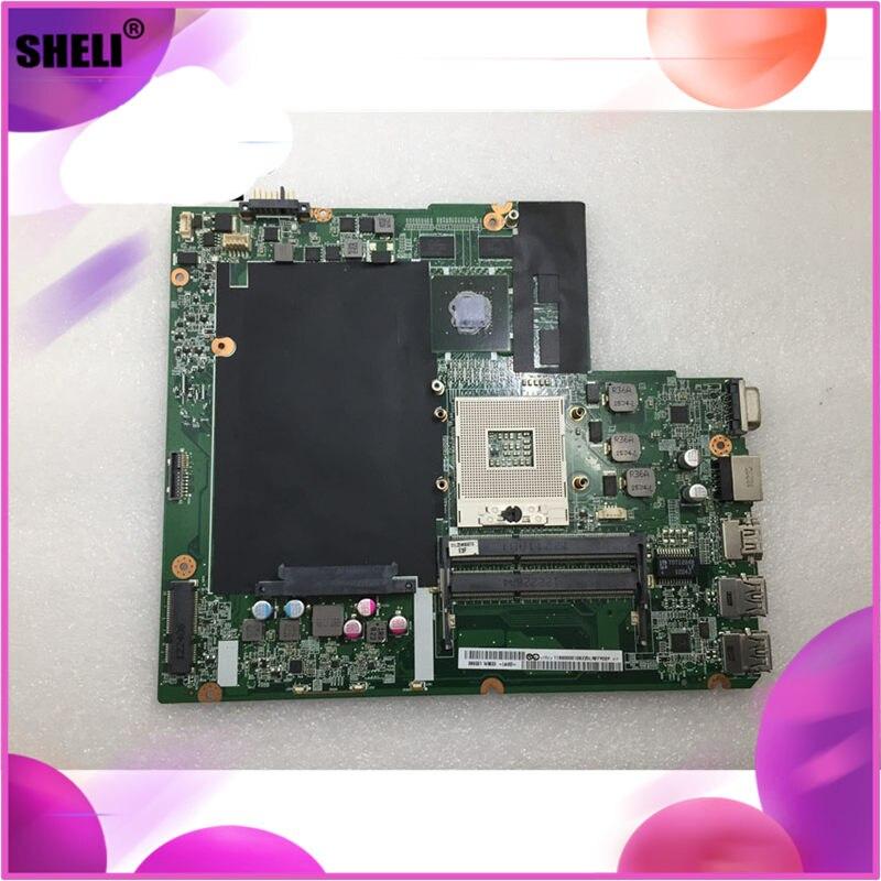 SHELI For Lenovo Z580 PM Motherboard 11S90000108