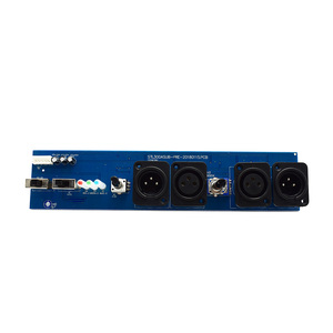 Image 5 - Lusya Subwoofer preamplifier board Adjustable frequency  phase stereo channel Preamp D4 012