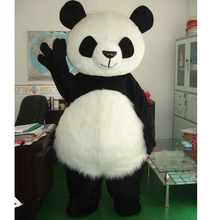 Wholesale New Version Chinese Giant Panda Mascot Costume Christmas cosplay