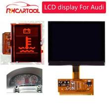 Outil de Diagnostic de voiture avec écran d'affichage de voiture, accessoires VDO LCD, pour Audi A3 A4 A6 Volkswagen VW Passat Seat, OBD2