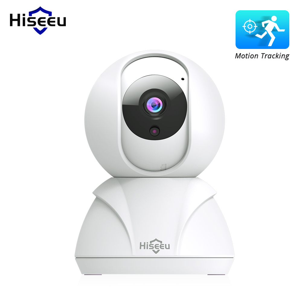 Hiseeu FH3 1080P sécurité à domicile caméra IP sans fil intelligent WiFi caméra Audio enregistrement Surveillance bébé moniteur HD Mini caméra de vidéosurveillance