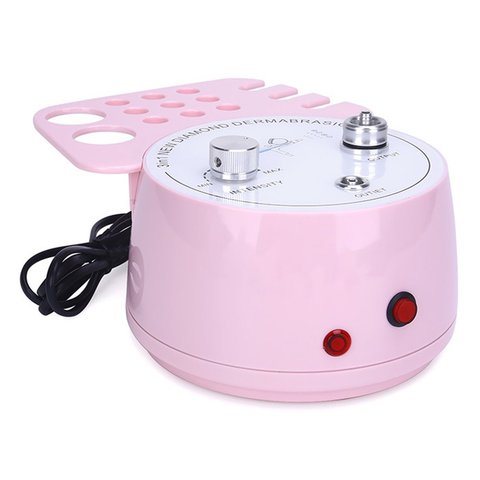 Three-In-One Diamond Dermabrasion Beauty Instrument Cleaning Micro-Carving Suction Beauty Equipment Beauty Care Pakistan