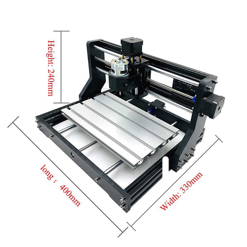 GRBL Control 3 Axis Laser Engraving Machine For Sculpture/Wood Cutting