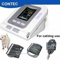 CONTEC08A VET Digital Veterinary Blood Pressure Monitor NIBP Cuff,Dog/Cat/Pets (CONTEC08A VET with 3 Cuffs) Animal Care