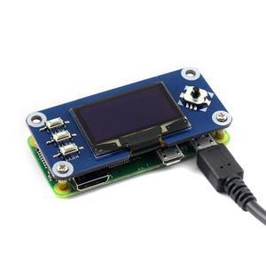 Image 2 - Waveshare 1.3インチoledディスプレイ帽子ラズベリーパイ、128*64ピクセル、spi/I2Cインタフェース