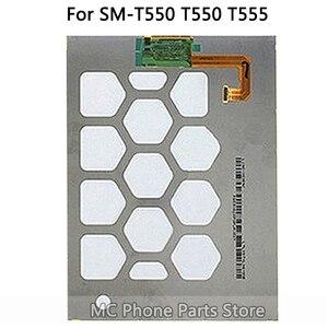 Image 5 - Orijinal Samsung Galaxy Tab için E SM T550 T550 T555 dokunmatik LCD ekran ekran sensörü cam sayısallaştırma paneli T550 LCD dokunmatik Panel