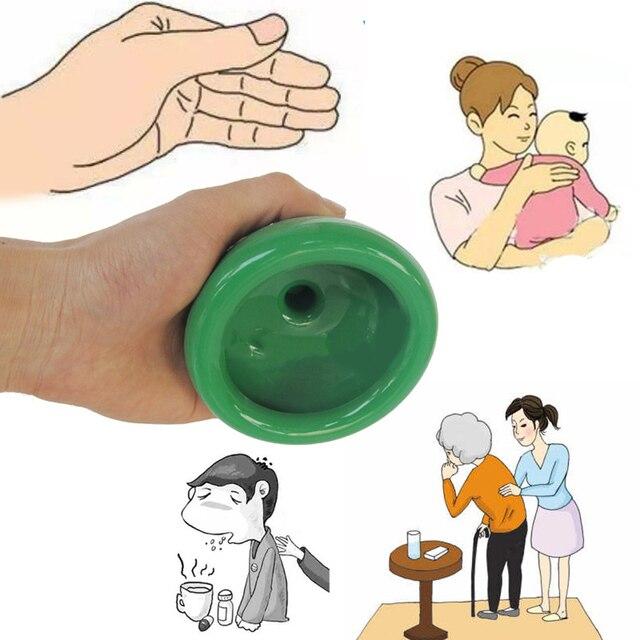 Joylife enfants aîné Portable Silicone crachats tasse dos Patting Massage flegme Burp outil de soins de santé