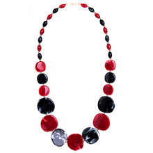 2020 Fashion Trendy Acrylic Multi Layer Necklace  For Women Female Abstract Art Acetate Sheet Jewelry Gift 2017 fashion acrylic sheet for sample plastic sheet size 5cm 5cm 19 colors for making bags bag accessorise china factory