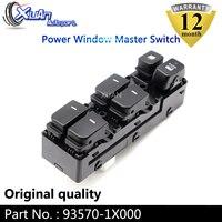 XUAN Electric Power Fenster Master Control Heber Schalter Taste 93570 1X000 Für Kia FORTE Cerato 2010 2011 2012|Auto-Schalter & Relais|   -