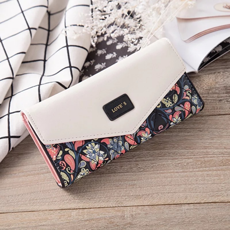 Famous Brand Designer Luxury Long Wallet Women Wallets Evening Clutch Female Bag Ladies Money Coin Women's Purse Carteras Cuzdan