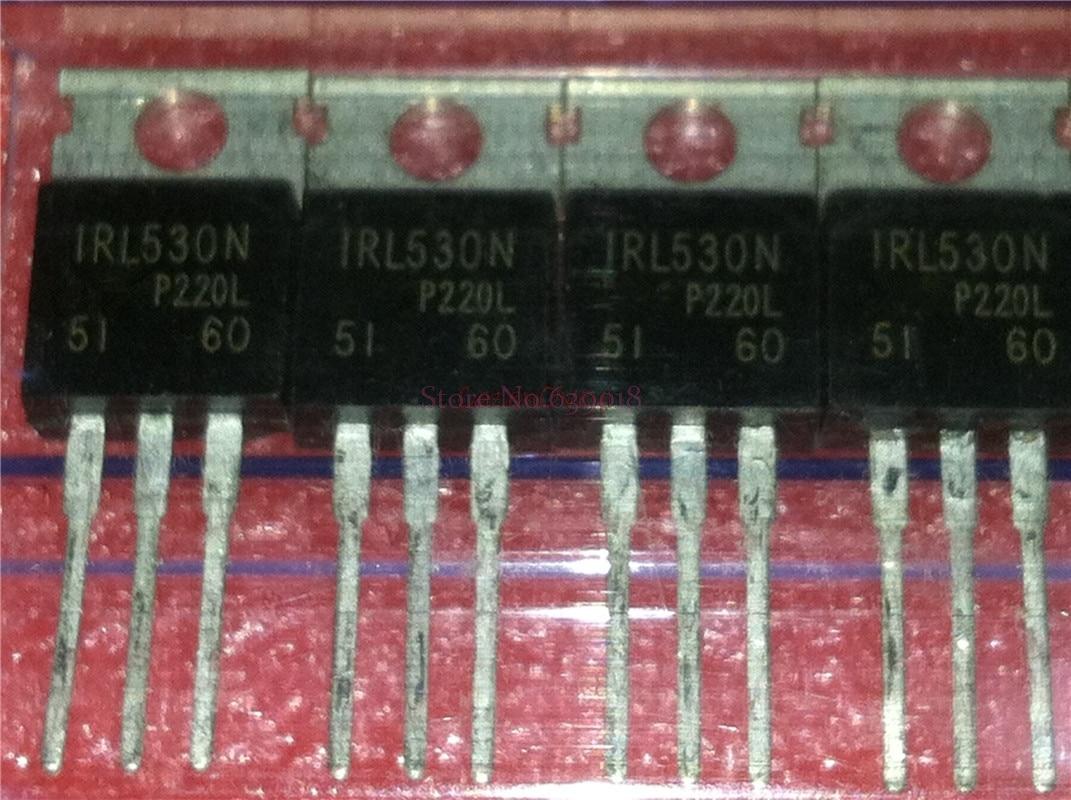 5pcs/lot IRL530NPBF IRL530N IRL530 TO-220 New Original