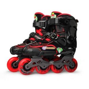 Image 1 - 100% Original 2020 SEBA IGOR2 FZ Adult Inline Skates DIY Roller Skating Shoes Flat Frame Slalom Sliding Free Skating Patines