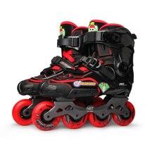 SEBA IGOR2 FZ 100% Patines en línea originales para adultos, zapatos de patinaje sobre ruedas DIY, montura plana, patinaje libre deslizante, 2020