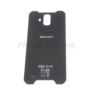 Image 1 - ต้นฉบับ blackview bv9600 แบตเตอรี่กรณีฝาครอบกระจกด้านหลังสำหรับ blackview bv9600 pro โทรศัพท์มือถือ