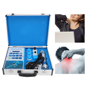Physical therapy equipment 19ED Electromagnetic Extracorporeal Shock Wave Therapy Machine pain relief body relax massager(China)