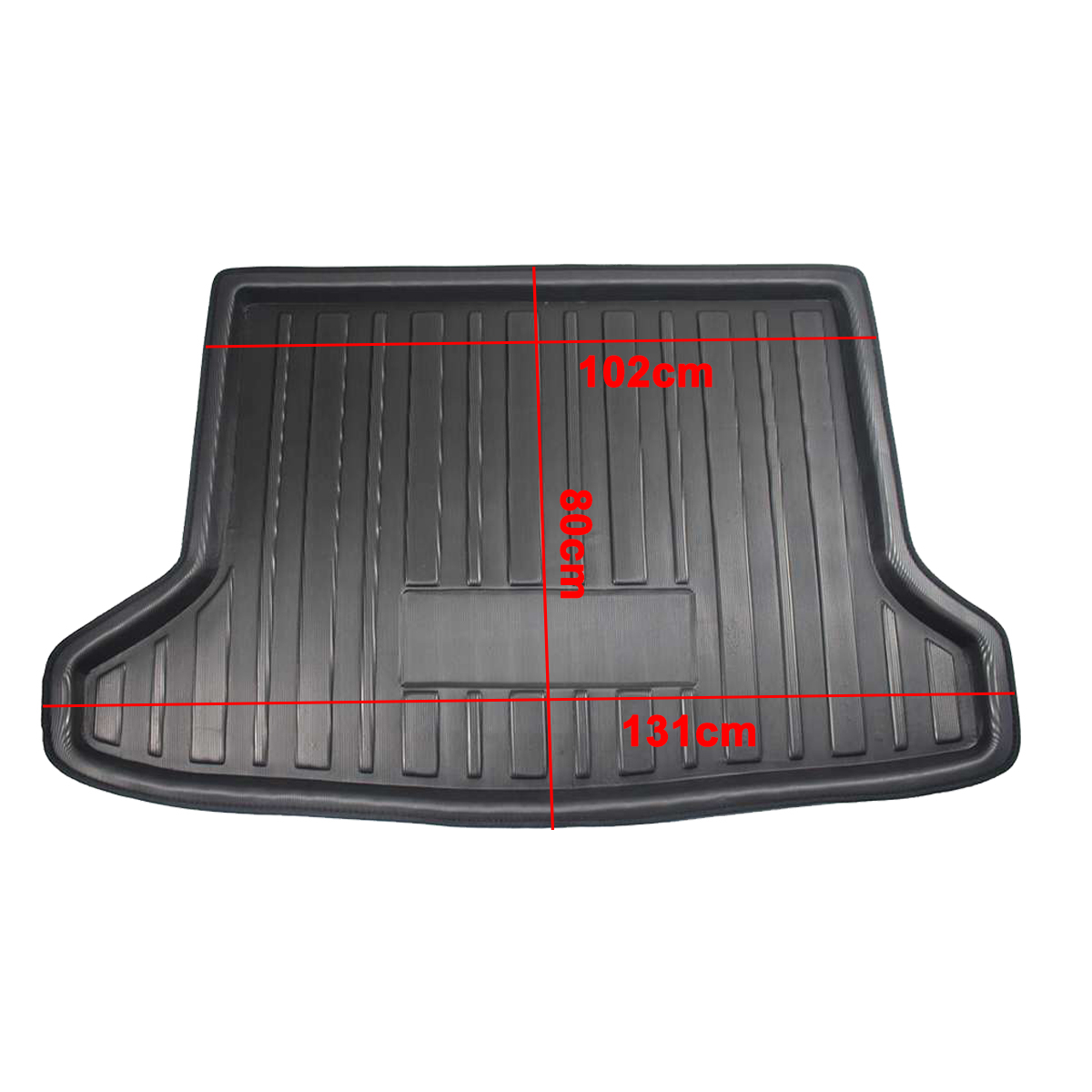 Trunk-Cover-Matt Floor-Carpet Kick-Pad HRV Cargo-Liner Anti-Dust Rear for Honda Vezel title=