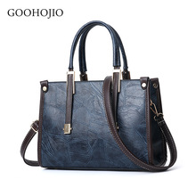 GOOHOJIO Women's Tote Hand Bags Female Crossbody Ba