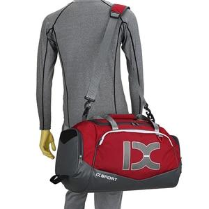 Image 2 - 2020 New 40L Dry Wet Gym Bag For Fitness Travel Shoulder Bag Handbag Waterproof Sports Shoes Women Men Sac De Sport Training Tas