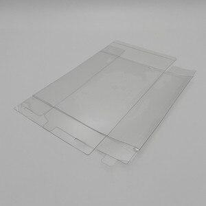 Image 4 - Pet expositor caixa coleção caixa de proteção para snk neogeo mvs jogo nu cartão