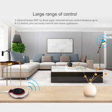 Smart WiFi IR Remote Infrared 2.4Ghz Universal Control for Air Conditioner GV99