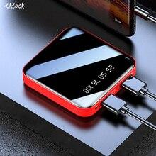 Portable fast charging mobile power mini 20000mAh for Huawei Samsung portable bo