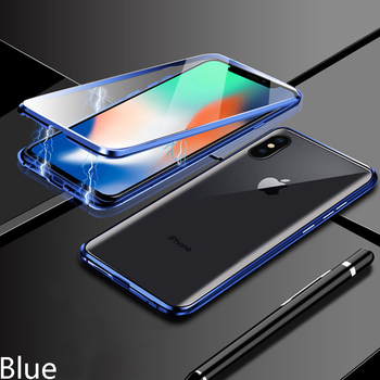 Magnetic Metal iPhone XS Max Case