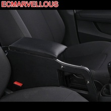 Modification Decoration Mouldings Upgraded Auto Automobile Protecter Car Styling Arm Rest Armrest 18 FOR Volkswagen Santana