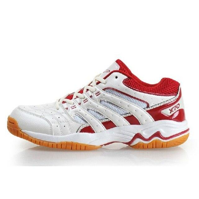 振宣喜攀登专业排球鞋X667主图白红1