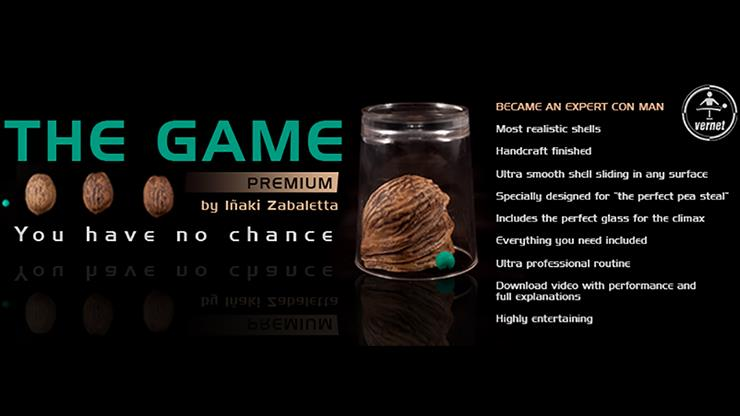 The Game By Inaki Zabaletta,Magic Tricks