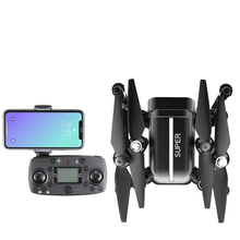 Brushless Motor Drone 4K HD Camera Drone GPS Remote Control Helicopter Foldable Drone Professional Toys for Children Brinquedos