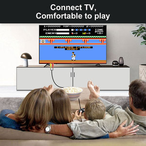 Image 2 - 8 Bit Mini Video Game Console Players Build In 89 Classic Games Support TV Output Plug & Play Game Player