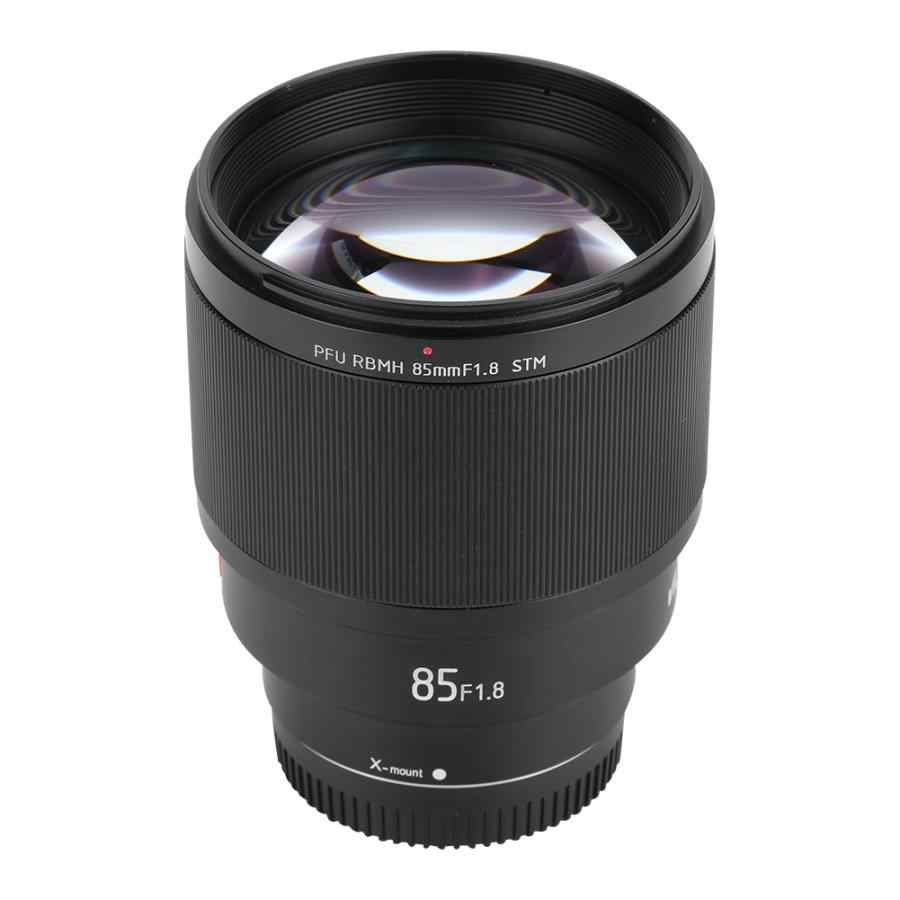 Lente para celular 85 мм F1.8 Большая диафрагма автоматическая фокусировка STM объектив для Fujifilm X Mount Camera lentille new